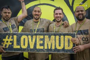 Eurolink Estate Agents took part in the Agents Giving Love Mud Challenge 2019