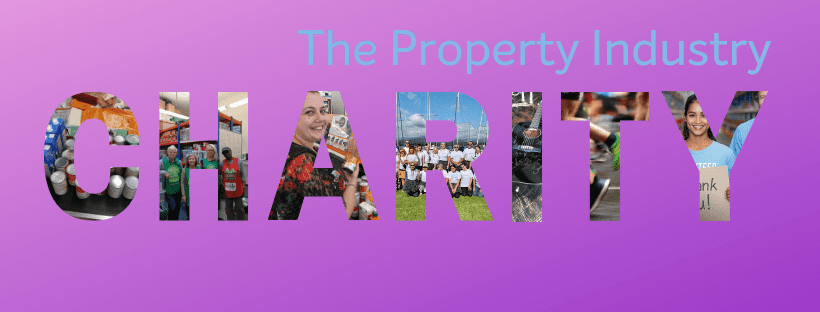 Aents Giving is the official charity for the property industry