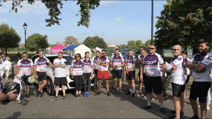 Spicerhaart Cycle Challenge with Agents Giving Grant Fund