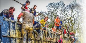Agents Giving Love Mud Challenge TDS