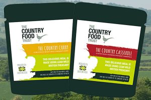 Agents Giving Phil Spencer Country Food Trust
