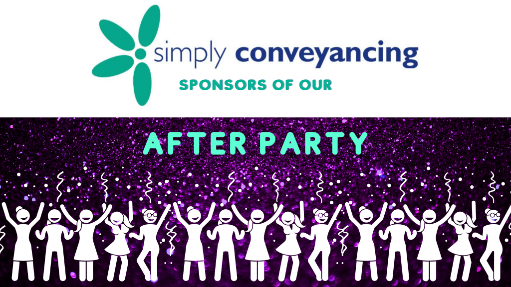 Simply Conveyancing are sponsoring the After Part at Agents Giving Acts of Kindness Awards