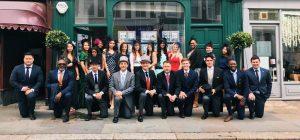 TLC Estate Agents team photo