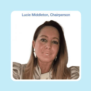 Chairperson of LSL Communities Forum Lucie Middleton