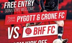 Pygott & Crone Charity Football Match
