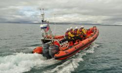 Dart & Partners Raising funds for Teignmouth RNLI Fundraising Team