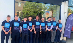 Waterfords raising funds for Mental Health UK