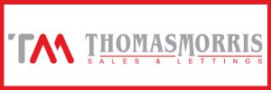 Thomas Morris logo for Agents Giving charity fundraising