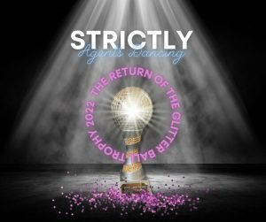 The Return of Agents Giving Strictly Glitter Ball Trophy
